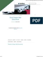 Maestros Dragon Ball Xenoverse - Guía