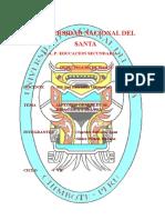 Aspectos Generales de Didáctica y Del Pea