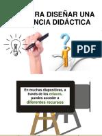 ANA BASTERRA Guía para secuencia didáctica