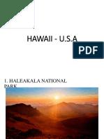 HAWAII - U.S.A