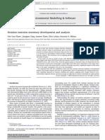 2010 Aviation Emission Inventory Development and Analysis