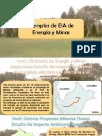 Ejemplo de Eia Energia y Minas