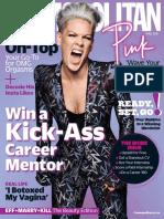 Cosmopolitan - April 2018 ZA