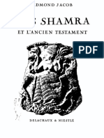 Edmond Jacob - Ras Shamra Et l'Ancien Testament