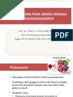 Prof linda Slide Thalasemia   2017.ppt
