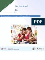 El Sistema Educativo Peruano y La Educación Básica