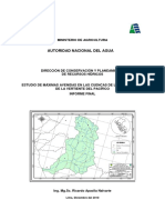 Informe Final Zona Centro