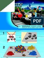Lego - City 60006