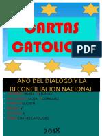 CARTAS CATOLICAS.pptx