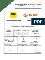 PT AC 4977 05 Trazabilidad Del Producto
