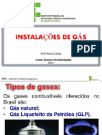 Instalacoes de Gas