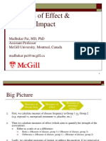 Pai_Lecture4_Measures of Effect and Impact