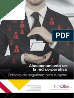 Almacenamiento Red Corporativa