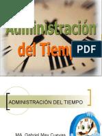 CLASE ITSP ADMINISTRACIÓN DEL TIEMPO