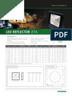 LED+REFLECTOR+JETA