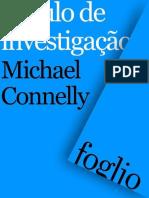 Angulo de Investigacao - Michael Connelly