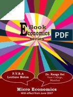FY BA Micro Economics[1]
