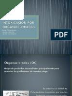 6 Intoxicación Por Organoclorados
