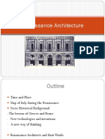 Notes on Classic Architecture