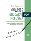 Texto de Análise Dos Slides Sobre a Reforma Da PNEEPEI FINAL