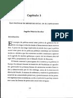 Capítulo III.las Políticas de Bienestar Social en El Capitalismo