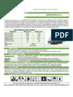 Ficha Técnica Producto Nitrato de Calcio