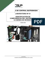 2018 Laboratorio 01 DCS FCS Hardware DCS
