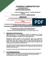 Instruction Package - OSBDC-2018-06.pdf