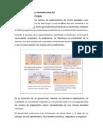 Formación de Los Geosinclinales