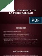 Teoria Humanista de La Personalidad
