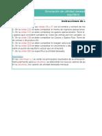 Planilla de Excel Para El Calculo de Punto de Equilibrio