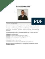 HOJA DE VIDA JUAN CICUA .pdf