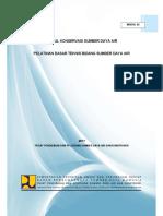 Modul 3 Konservasi SDA
