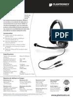 SP Audio90 Datasheet