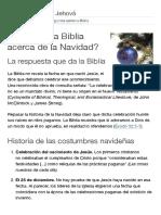 ¿Qué dice la Biblia acerca de la Navidad_ _ Preguntas sobre la Biblia