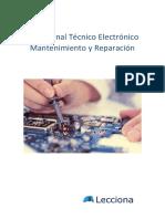 Profesional Técnico Electrónico 1