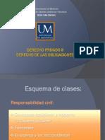 Clase Responsabilidad Civil y Funciones Introducci n