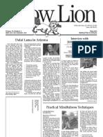 Snow Lion Magazine