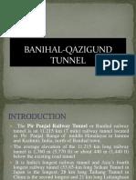 BANIHAL-QAZIGUND TUNNEL.pptx