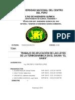 248927238 Trabajo de Aplicacion de Las Leyes de La Termodinamica en El Sauna El Oasis (1)