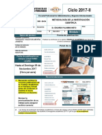 Metodologia de IC FTA 2017 2 M1