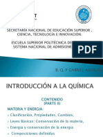 Datospdf.com Secretaria Nacional de Educacion Superior Ciencia Tecnologia e Innovacion Escuela Superior Politecnica Del Litoral Sistema Nacional de Admisiones Espol