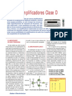 15) Audio - Ampcl D