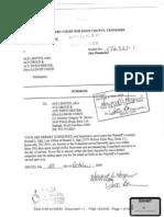 GIRDLESTONE v. ILLINOIS UNION Complaint
