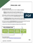 Appraisal Scheme - A Guide 24.03