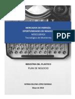 Lopez Noriega - Plan de Negocio