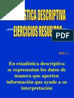 Estadística Descriptiva Ejercicios Resueltos.ppt