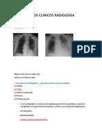 Respuestas Casos Radiologia Preguntas