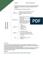 SI Actividad 1 - Cuadro Sinóptico de Los Sistemas de Información