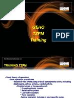 Training TZPM